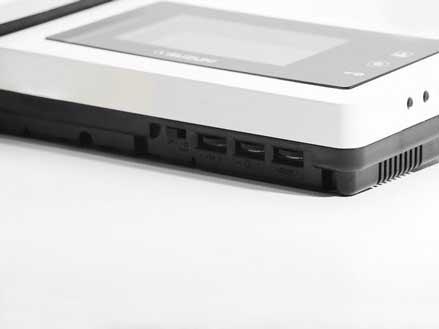 پکیج شش واحدی آیفون تصویری سوزوکی 4.3 اینچ بدون حافظه فروشگاه دورفون