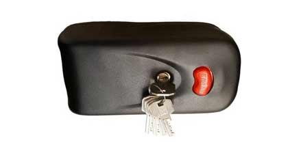 قفل برقی کله گاوی کاویان