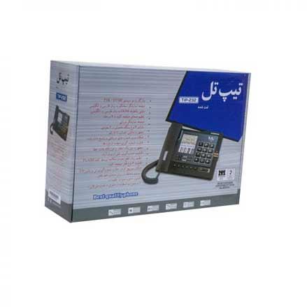 جعبه تلفن تیپ تل مدل TIP-232 رومیزی