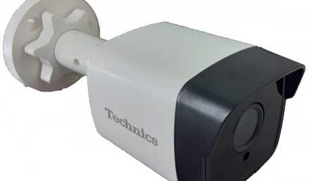 دوربین مداربسته 2 مگاپیکسل تکنیکس