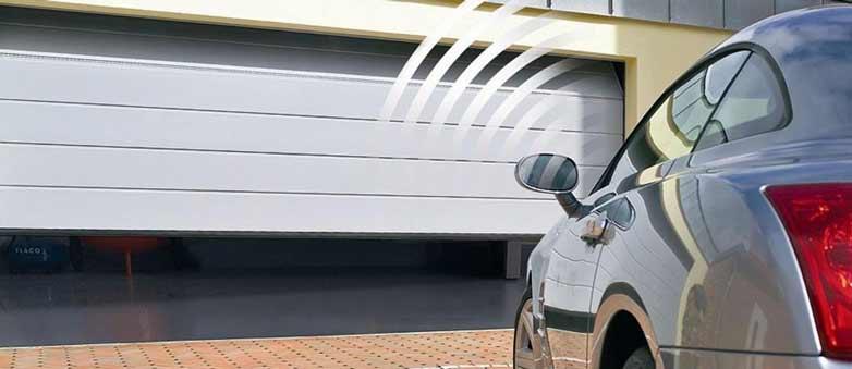 ریموت نوربالا در پارکینگ دو سیم