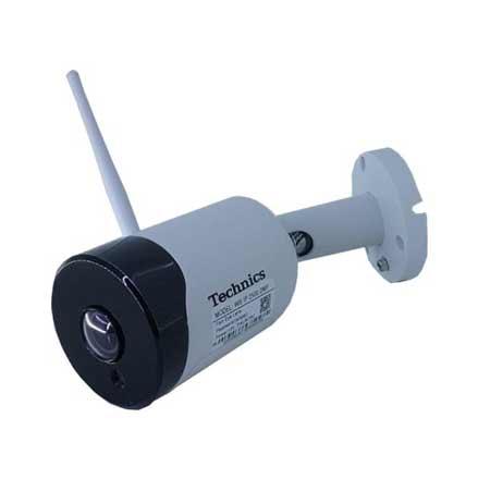 دوربین مداربسته وای فای چشم ماهی Technics 2500
